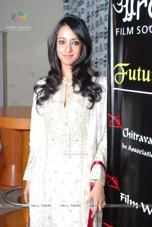 Raima Sen at Arohi film festival launch at Ubuntu