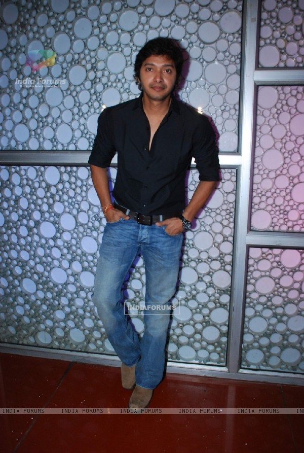 Shreyas Talpade at premiere of Hangman in Cinemax, Mumbai on Wednesday Night