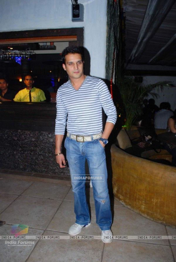 Guest at Twist Re-launch at Juhu