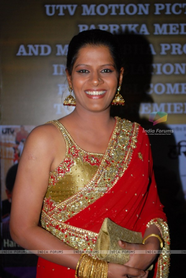 Harischandrachi Factory Marathi Film Premiere at Fame