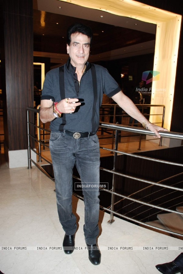 Jeetendra at Red Chillies New Discovery actor Harsh Nagar Bash at Novotel