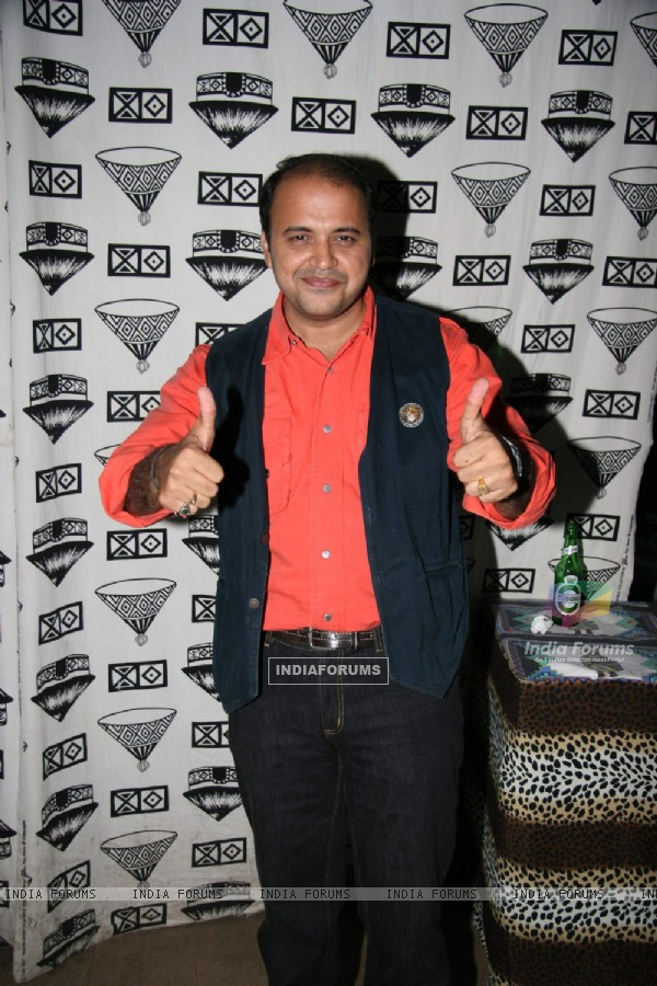 Tarak Mehta Ka Oolta Chasma bash with star cast at Marimba Lounge