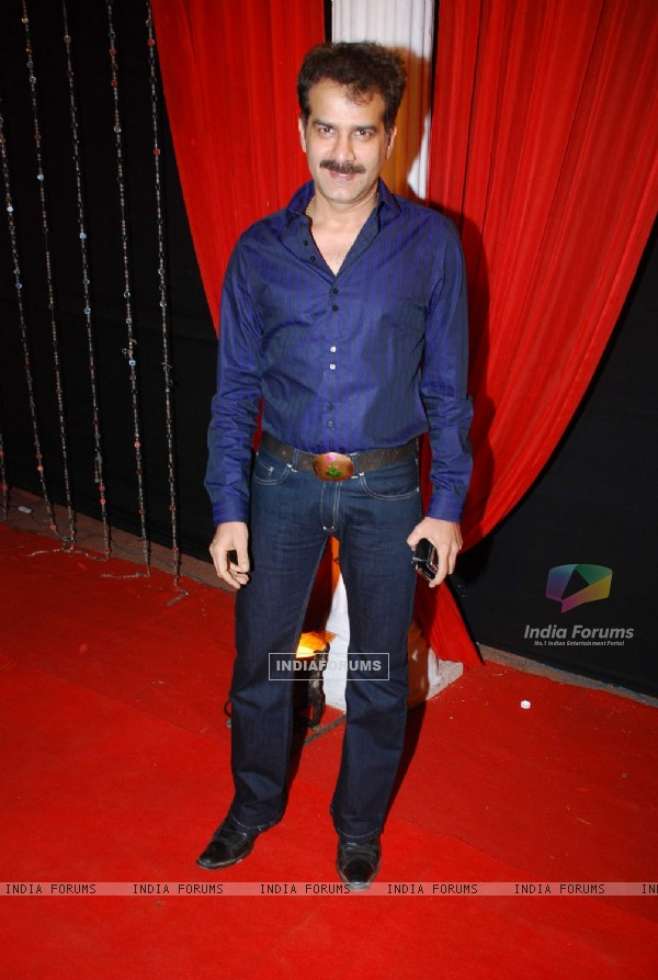 TV celebs at Zee Rishtey Awards at Andheri Sports Complex