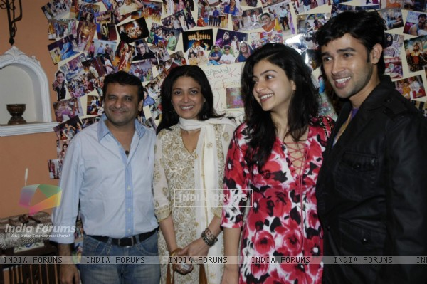 Baa Bahu Aur Baby completion party bash at Goregaon