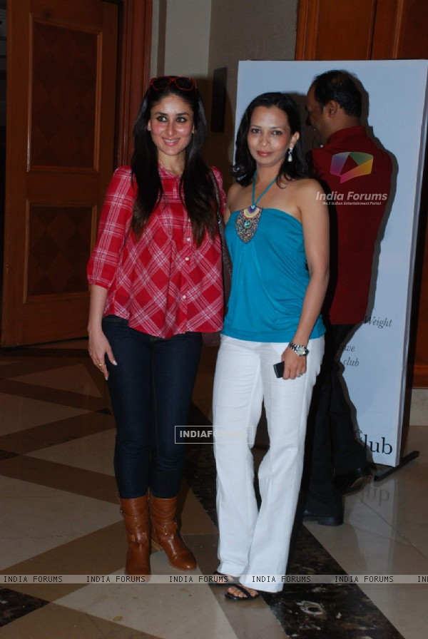 "Kareena Kapoor at ""Don''t Loose your Mind, Loose your weight"" book promotional event at JW Marriott"