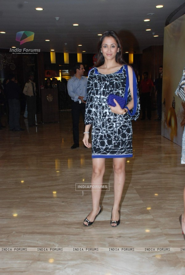 Gayatri Joshi at Jiggs Karla Punjab Grill restaurant launch at Palladium