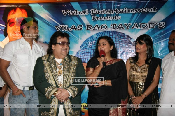 Bappi Da Tusi Great Ho film mahurat at Raheja Classic