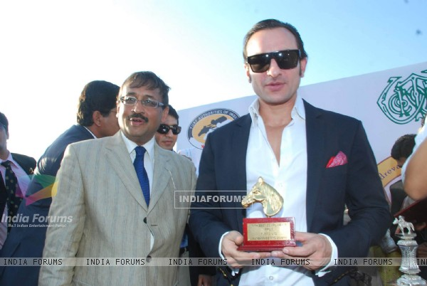 Saif Ali Khan at Vandrewala Cup