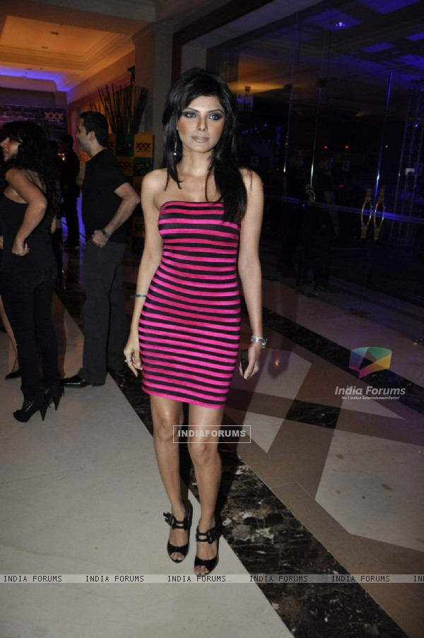Sherlyn Chopra at Akon bash at