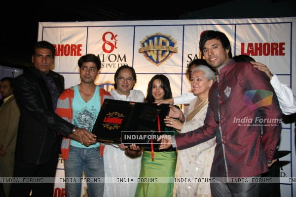 Warner Bros Lahore film music launch