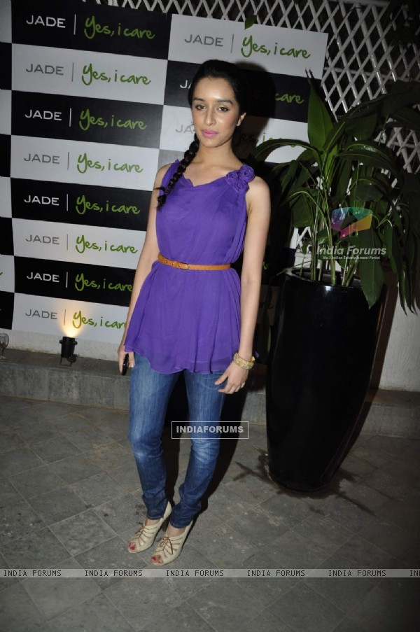 Guest at Jace Yes I Care Charity Event at Khar