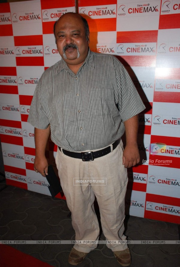 Saurabh Shukla at the Premiere of Film Lahore at Cinemax