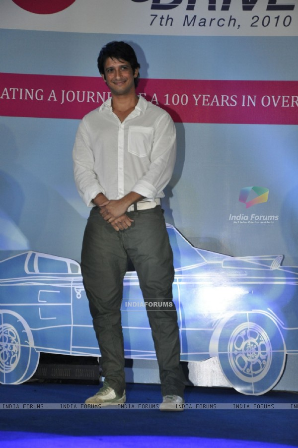 Sharman Joshi at Lavasa womens car rally prize distribution ceremony