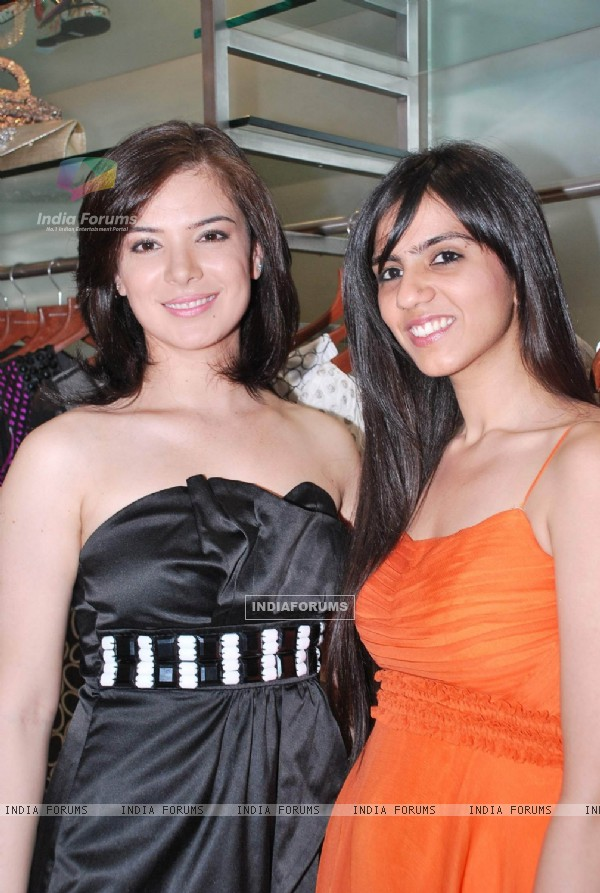Urvashi Sharma at Neeta Nishka Lulla summer preview at Samsara