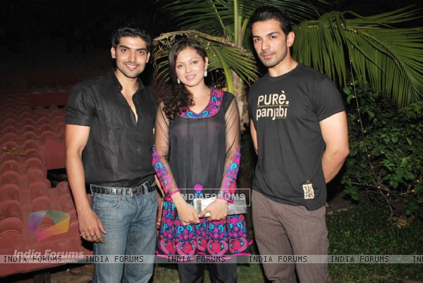 """Geet"" and ""Odhni"" - Star One Serials Screening at Kino''s Cottage"