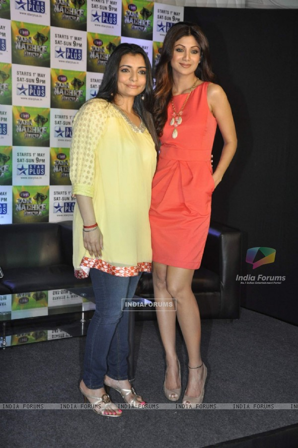 Shilpa Shetty and Vaibhavi to judge ''Zara Nach Ke Dikha'' at Tote
