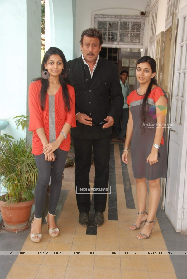 Jackie Shroff at Sobo Men''s Wear at Chopatty