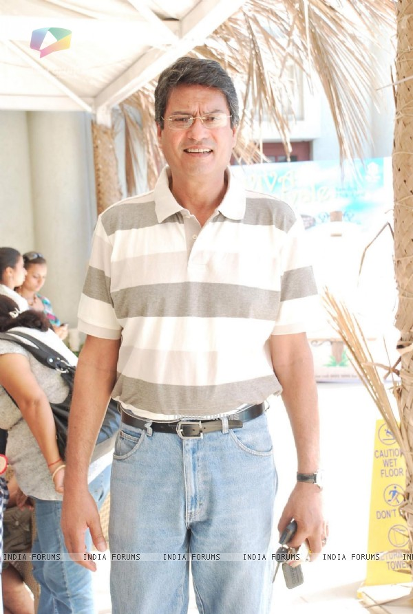 TV actor Kanwaljit Singh Guest at the Club Goan Carnival at The Club