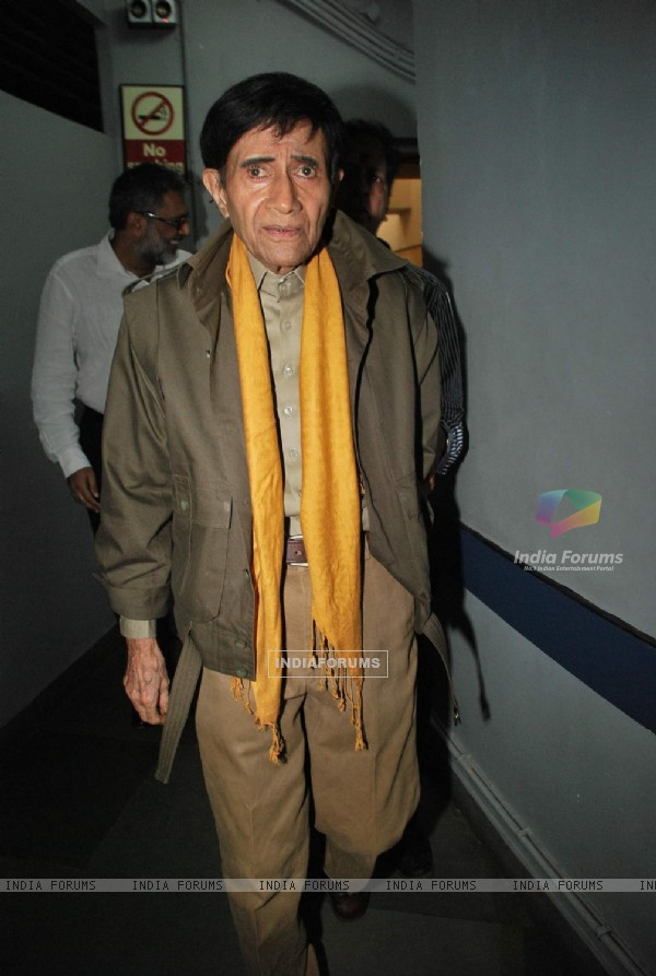 Dev Anand at Dasahaeb Phalke Awards