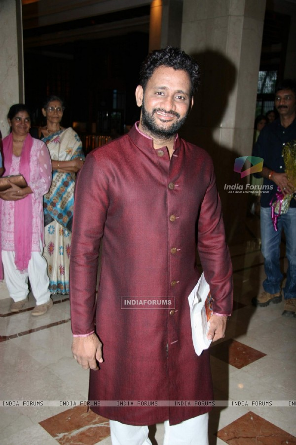 Resul Pookutty''s autobiography launch at The Leela