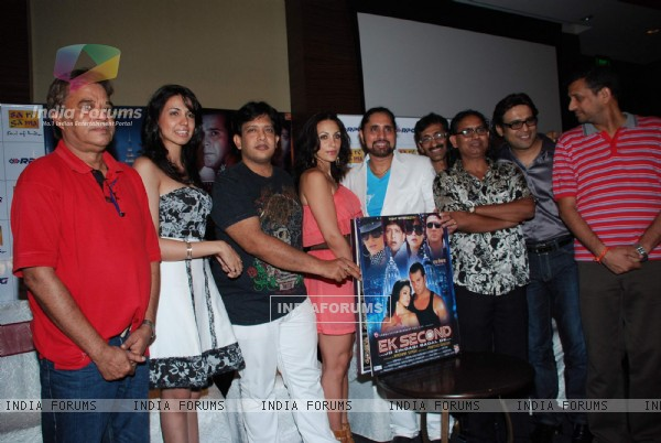 """Ek Second Jo Jindagi ko Badal De"" music launch at Novotel"