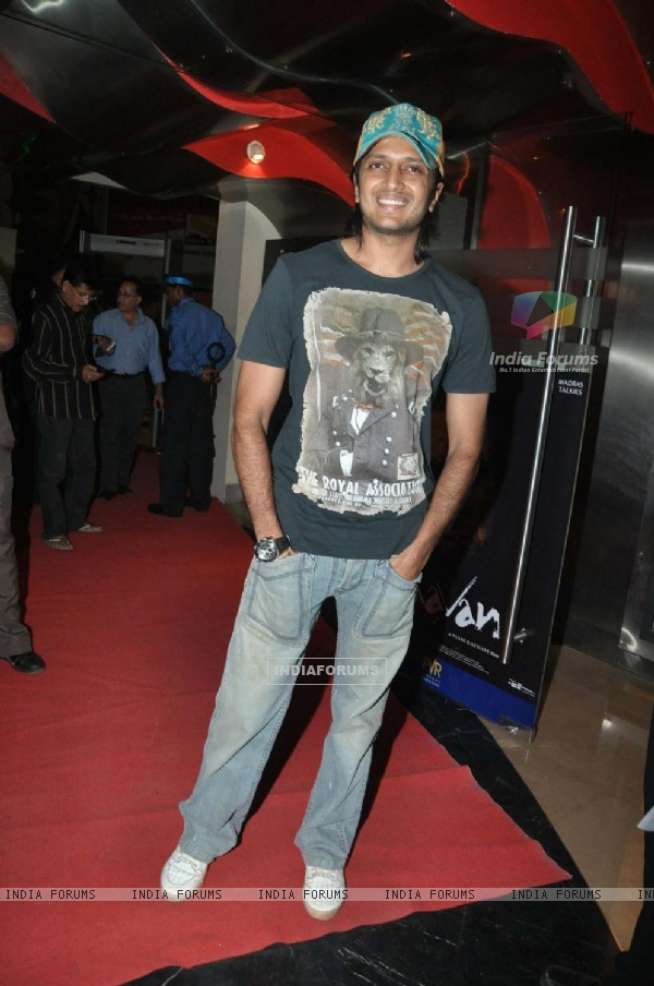 Ritesh Deshmukh at Sex and The City 2 Premiere at PVR, Juhu