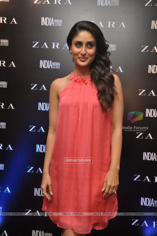 Kareena Kapoor at Zara Store launch at Palladium