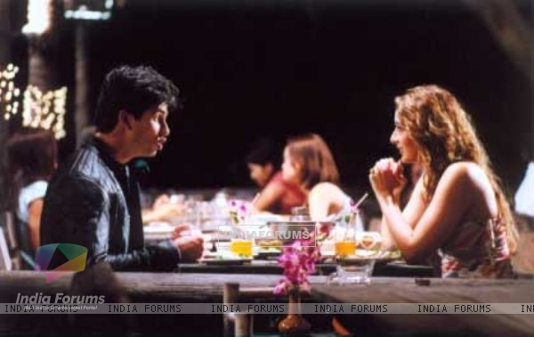 Still from the movie Milenge Milenge (89075)