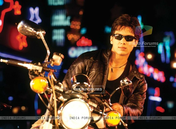 Shahid in the movie Milenge Milenge (89082)