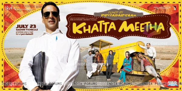 Khatta Meetha(2010) movie poster (89496)
