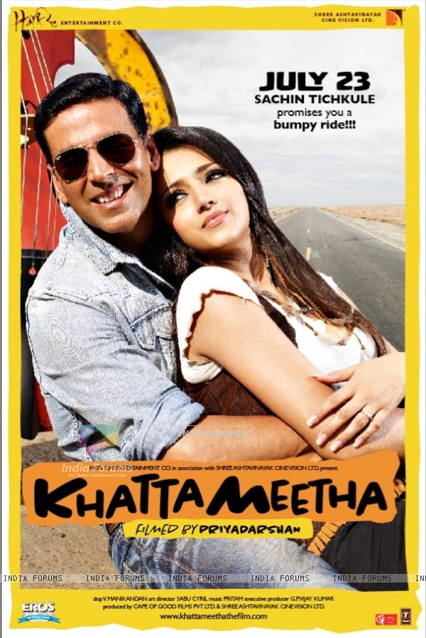 Poster of the movie Khatta Meetha(2010) (89498)