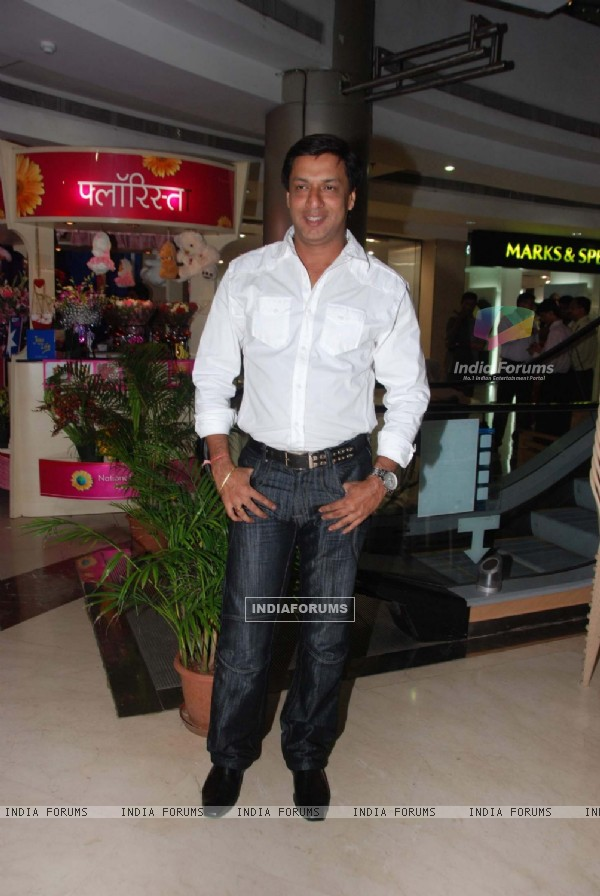 Madhur Bhandarkar at the launch of Sonal Kalras