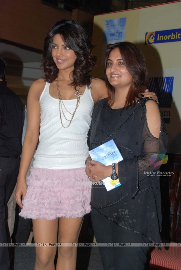 Priyanka Chopra launches Sonal Kalras