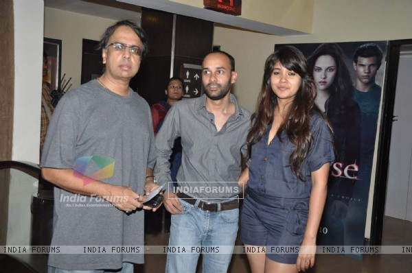Top Bollywood directors at Inception film premiere at PVR, Juhu