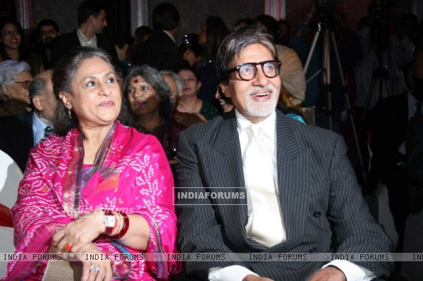 Amitabh and Jaya Bachchan grace French National day celebrations