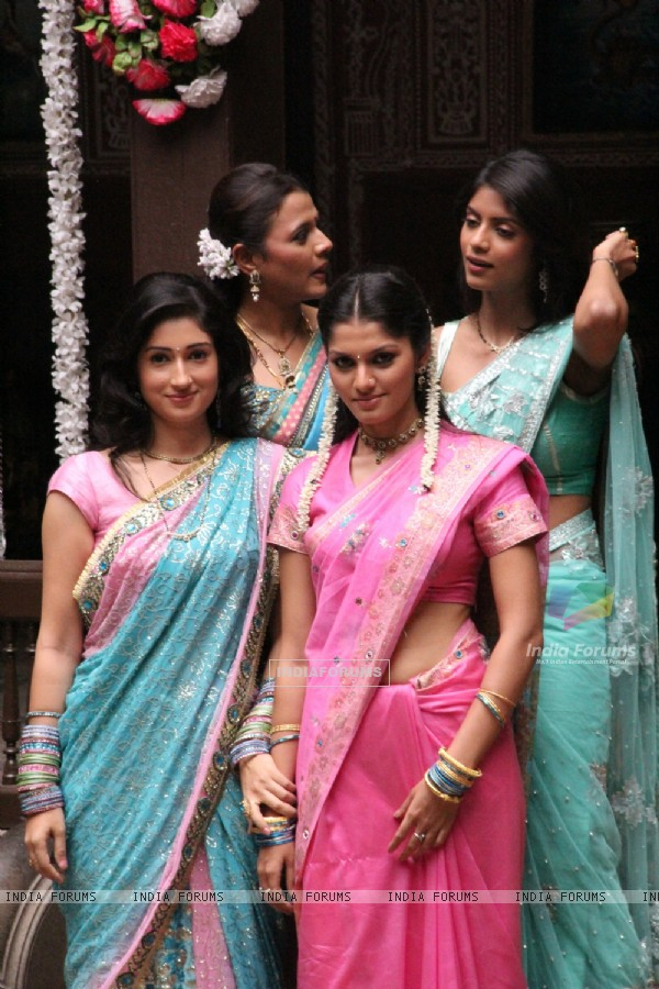 Stills from tv show Rakt Sambandh