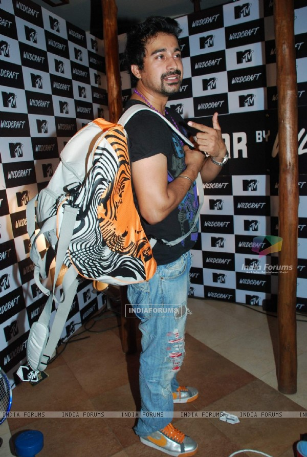 MTV Wildcraft range of bags and adventure gear at Bandra