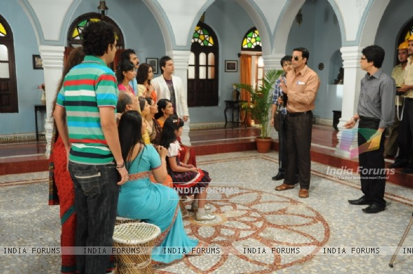 Still from tv show Sasural Genda Phool