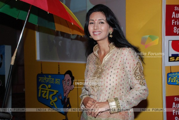 Sab TV launches Deepti Bhatnagar''s Malegaon Ka Chintu at Marriott