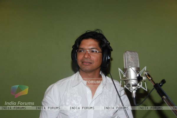 Shaan at 10 top musicians jam for animation film