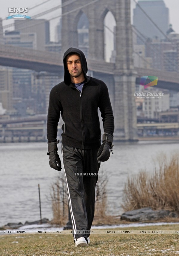 Still image of Ranbir Kapoor