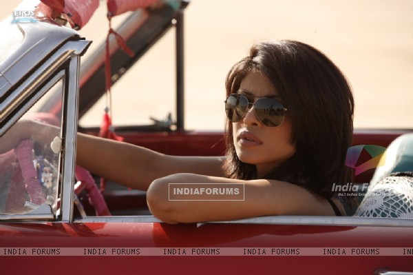 Priyanka Chopra in the movie Anjaana Anjaani (92713)