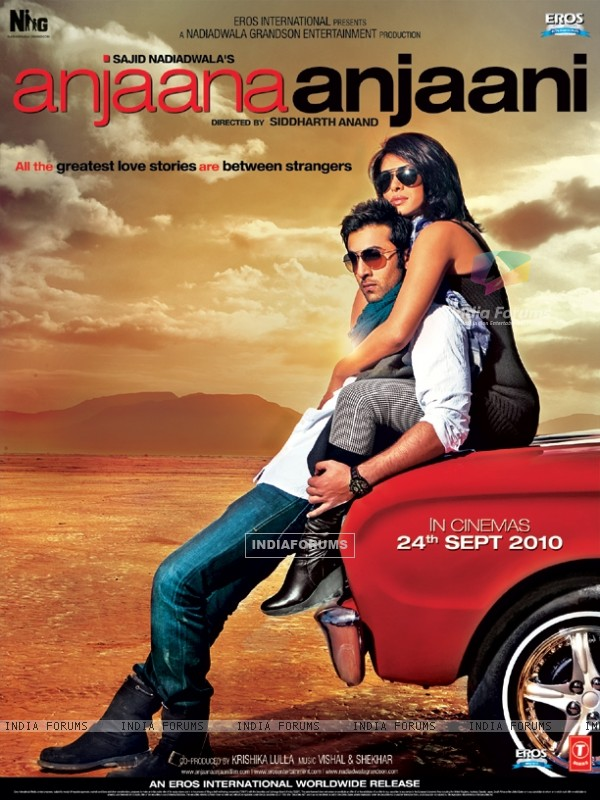 Wallpaper of the movie Anjaana Anjaani (92717)