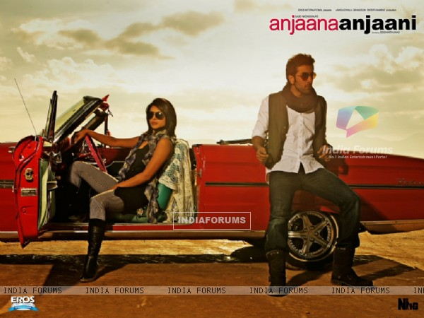 Wallpaper of the movie Anjaana Anjaani (92724)