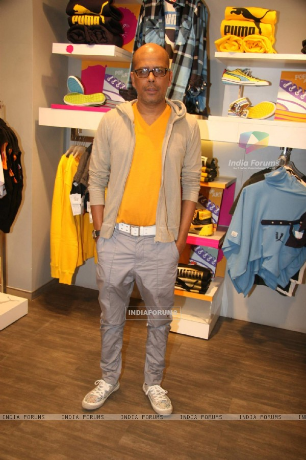 Narendra Kumar Ahmed at Pimp your shoe event at Khar