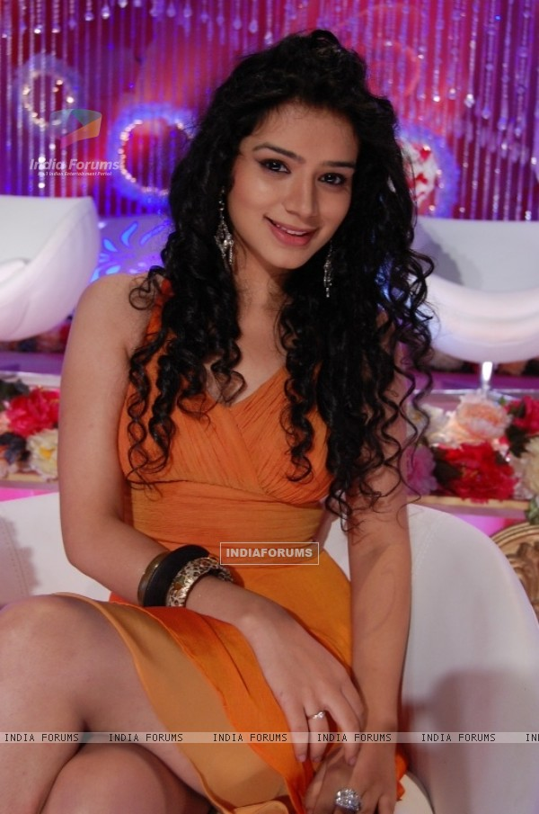 Sukirti Kandpal at Meethi Chhoorii No. 1