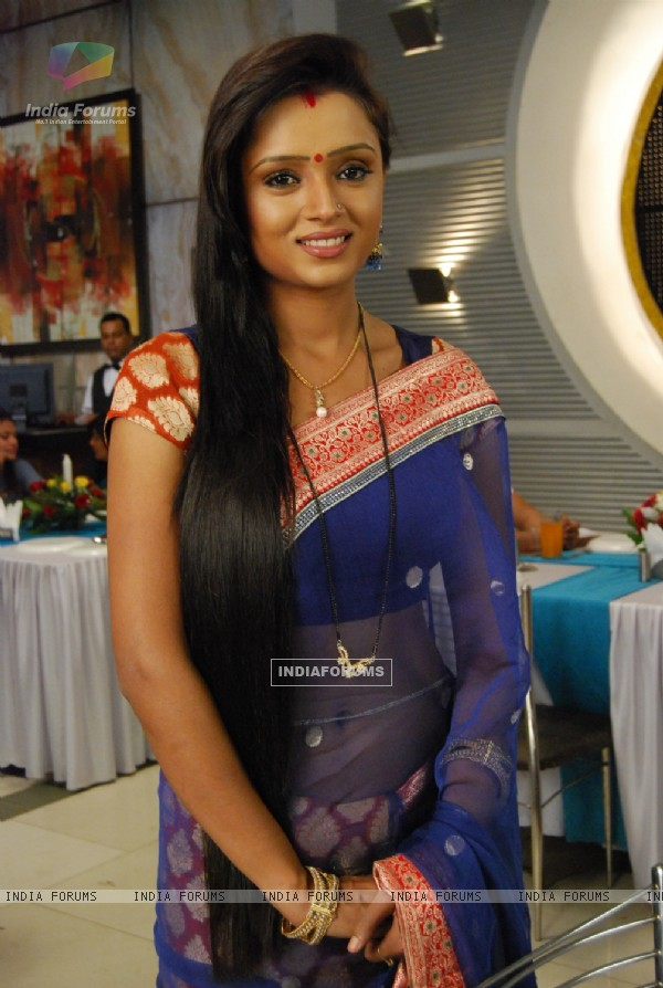 Babul Ka Bidaai TV Show  Zee Tv Serial Actress In Saree