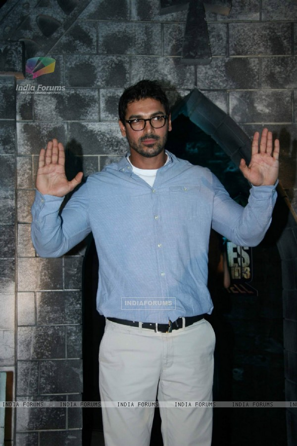 John Abraham at MTV Roadies event at JW Marriott