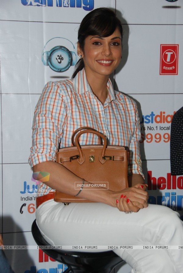 Isha Koppikar at Hello darling promotional event at Just dial malad