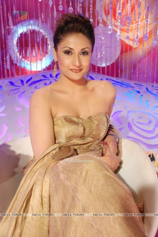 Urvashi Dholakia at Meethi Chhoorii No. 1